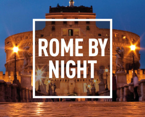 Click for more information about the Rome By Night Bike Tour.