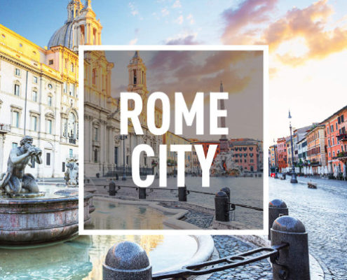 Click for more information about the Rome City Bike Tour