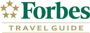 Logo Forbes Travel Guide