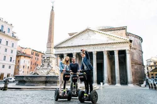 A Segway tour is a memorable experience for everyone.
