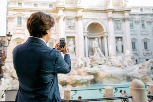 There is always time to take a memorable picture during our tours.