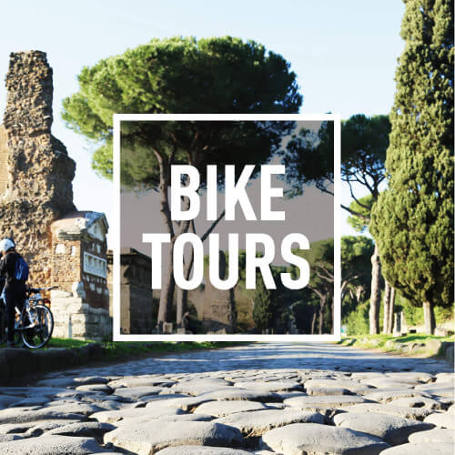 More Information about our Rome Bike Tours