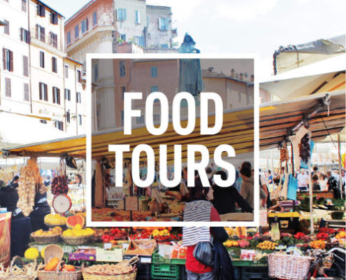 A taste of Rome with our Food Tour