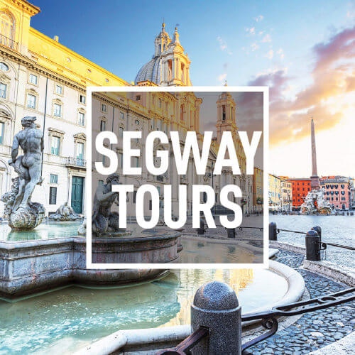 More Information about our Segway Tours in Rome