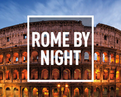 Get more information about our Rome By Night tour.