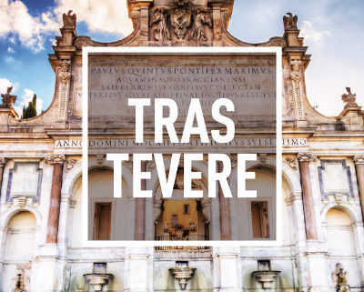 Get more information about our Rome Trastevere Tour.