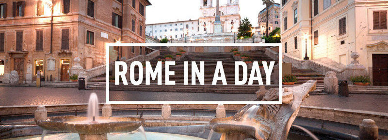 Get more information about our Rome in a Day Segway tour