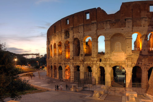 colosseum tickets online paypal