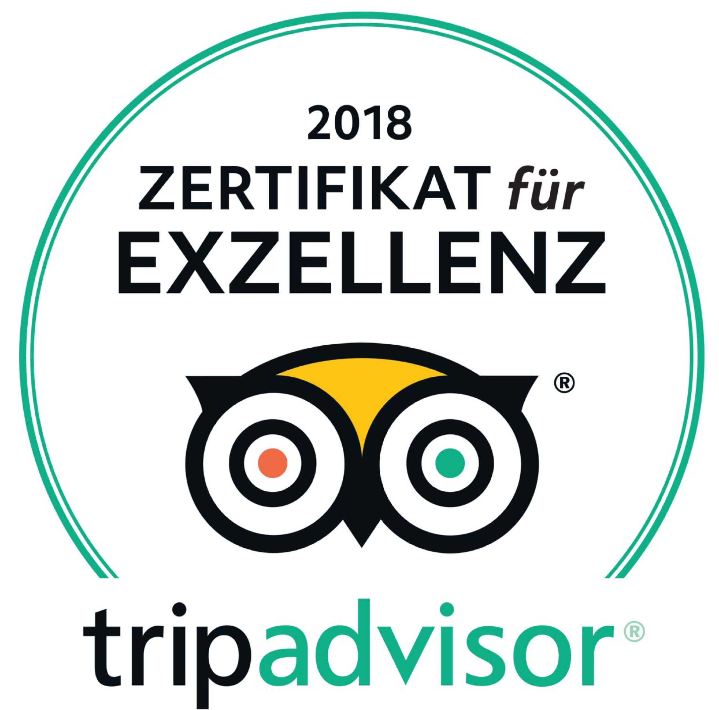 De Tripadvisor 2018