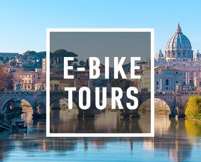 E Bike Tours Rome