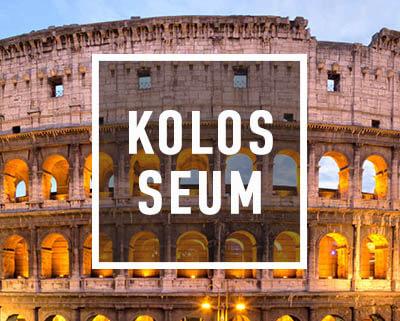Kolosseum Touren