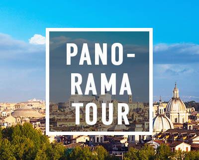 Panorama Tour Rom