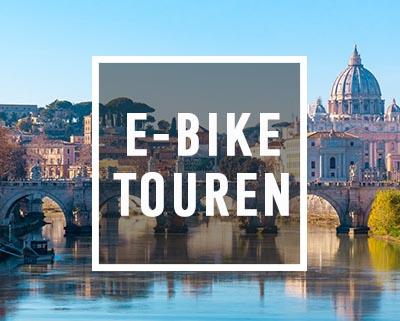 Rom E Bike Touren