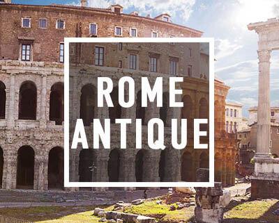 Théâtre de Marcellus durant la Visite de la Rome Antique en Segway