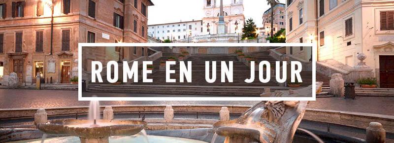 Rome En Un Jour